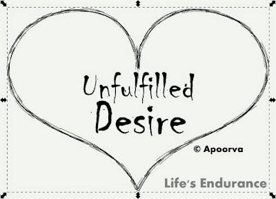 Unfulfilled Desire