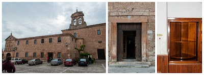 Convento de la Ascension en Lerma. Visitando Lerma