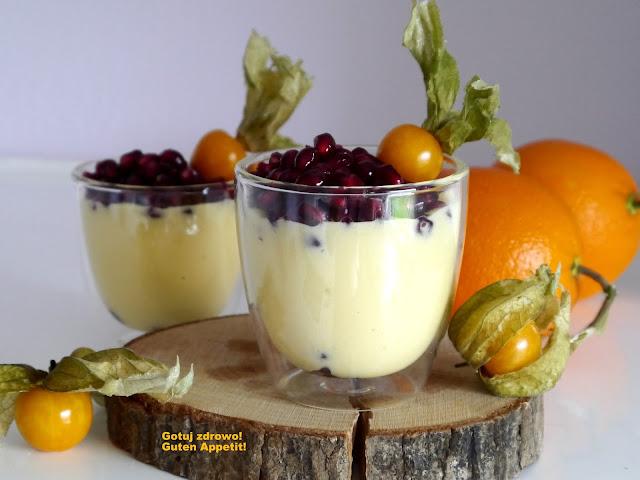 Deser - mango+pestki granatu. Dieta szybka przemiana - faza I - Czytaj więcej »