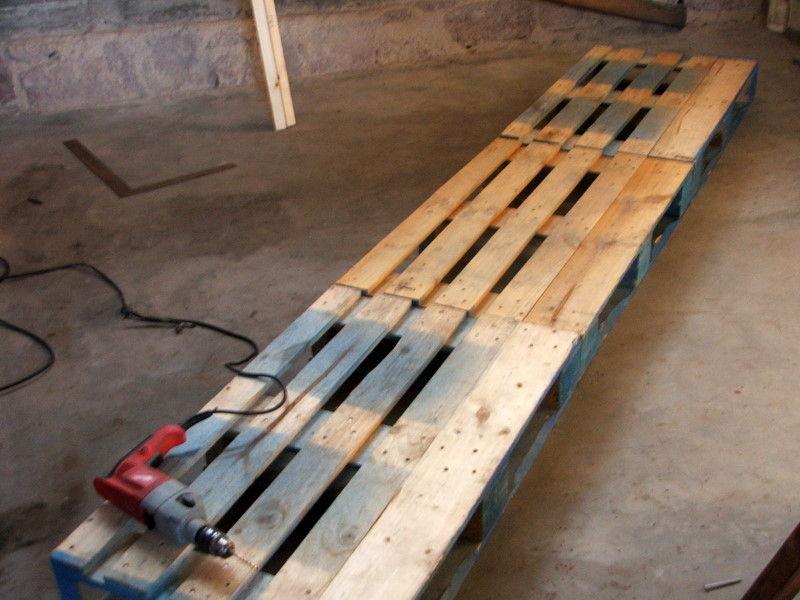 Pr ctica estanter a para garaje - Estanterias para garaje ...