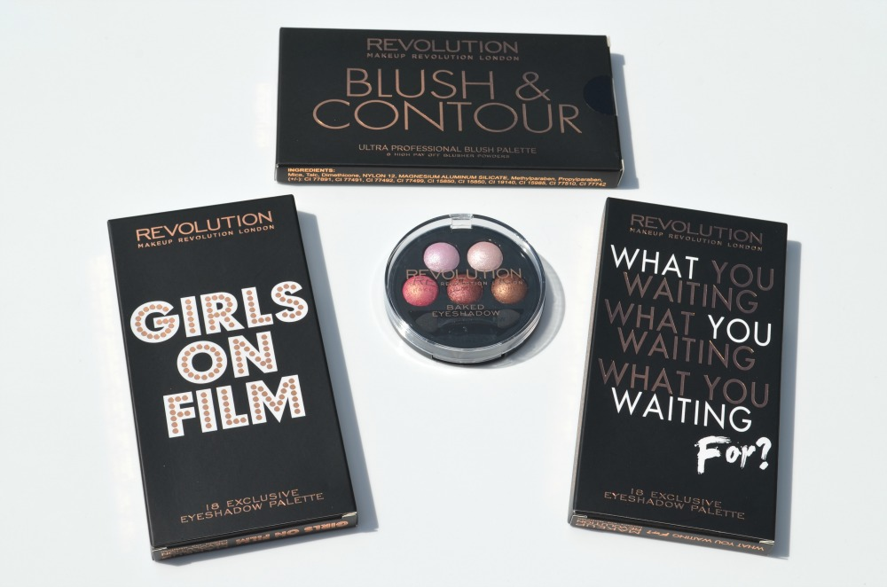 Exciting NEW Makeup Revolution Products