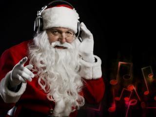 Djed Mraz Božićnjak download besplatne pozadine slike za mobitele