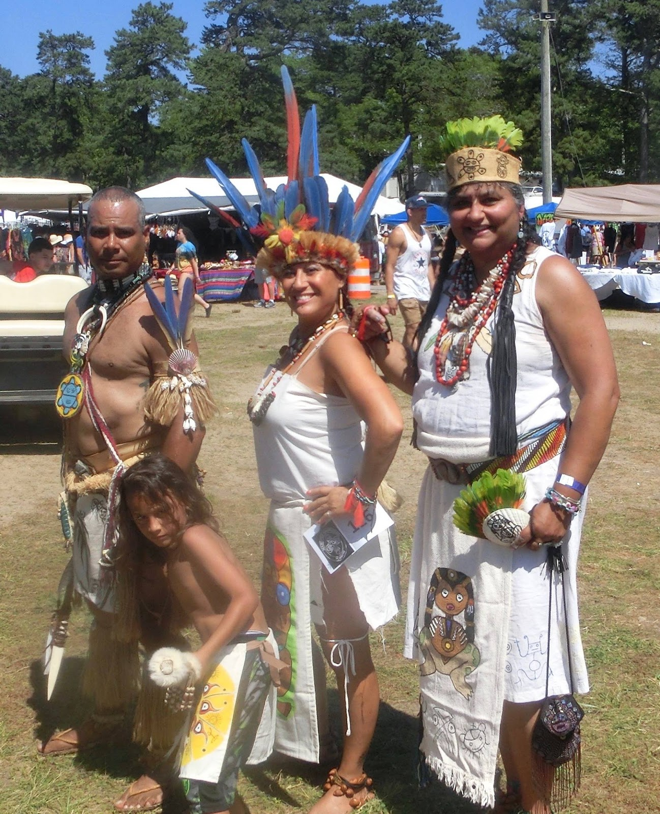 The Voice of the Taino People Online