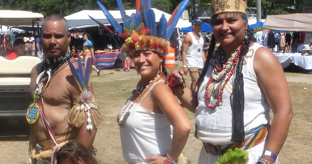 The Voice of the Taino People Online: Caribbean Indigenous ...