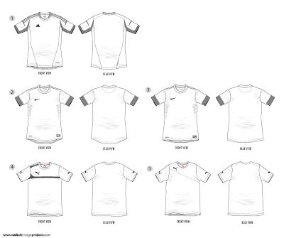 Football teams shirt and kits fan: December 2012