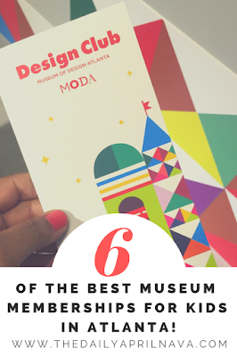atlanta georgia museum memberships best mom mommy motherhood black blogger stay at home mom homeschool homeschooler child mother MODA museum of design pinterest facebook instagram twitter thedailyaprilnava