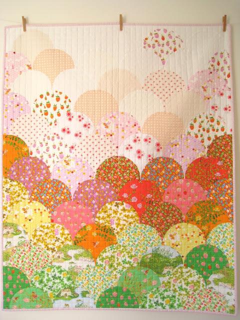 Briar rose fabric