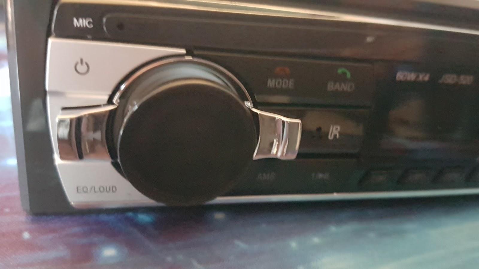lahr2006 testet: YOHOOLYO Autoradio Radio Auto Audio Receiver mit ...
