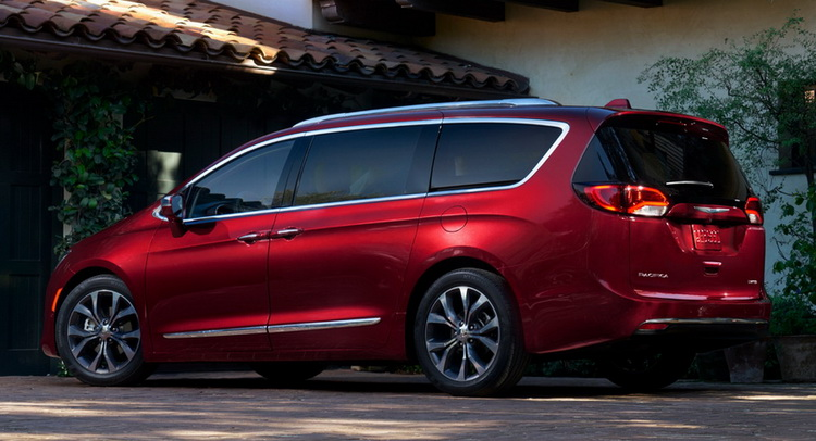 Dodge Grand Caravan Seating >> MM Full-Review: 2017 Chrysler Pacifica - ClubLexus - Lexus ...