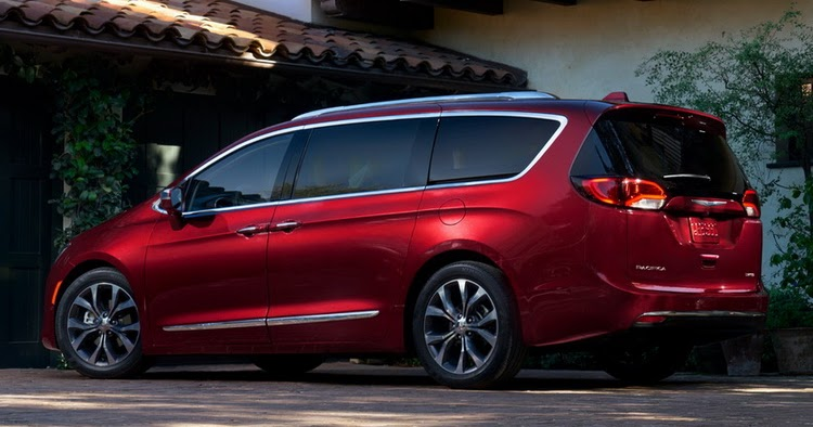 2017 chrysler pacifica earns 28mpg highway rating. Black Bedroom Furniture Sets. Home Design Ideas