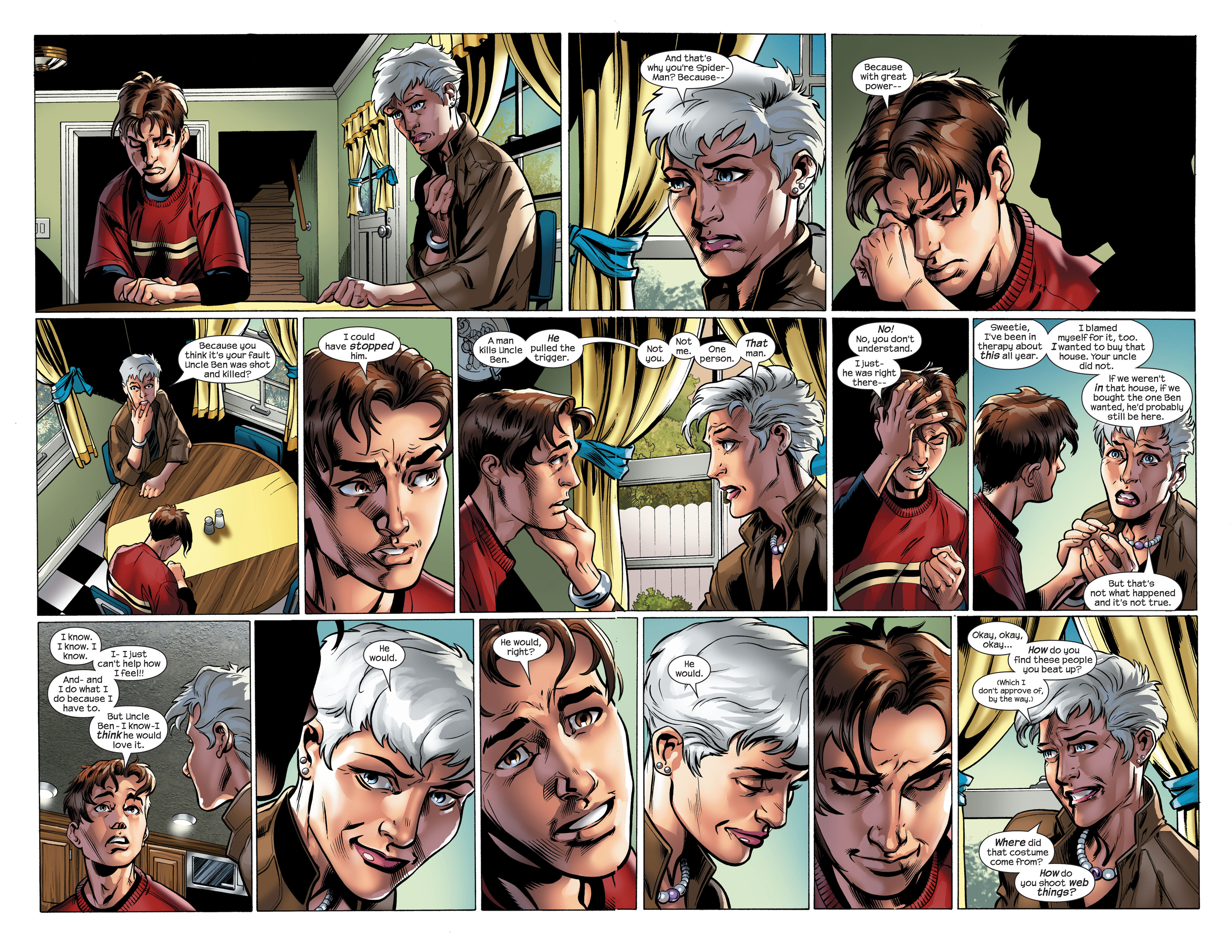 Read online Ultimate Spider-Man (2000) comic -  Issue #111 - 7