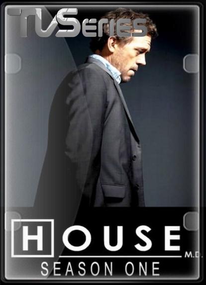 Dr. House (Temporada 1) HD 720P LATINO