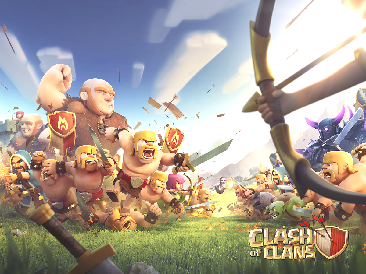 game-android-multi-player-clash-of-clans