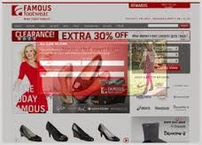 Famous Footwear Survey Coupon Code & Rewards Program
