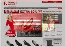 Famous Footwear Survey Coupon Code & Rewards Program