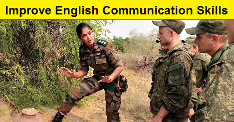 How to Improve English Speaking Skills for SSB Interviews