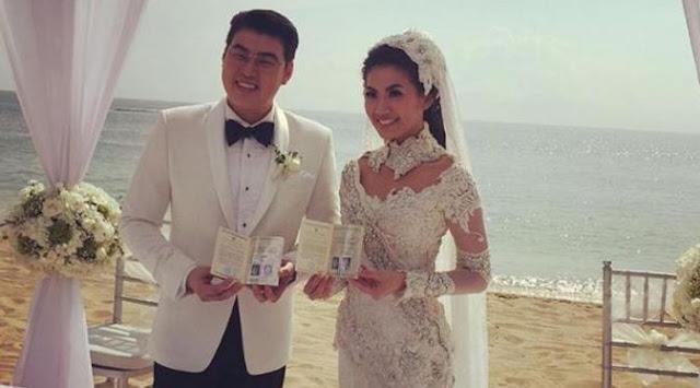 Hot News! Asty Ananta Dengan Lelaki Keturunan Tiong Hoa Bernama Hendra Suyanto