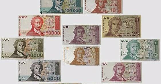 Mata Uang Kroasia