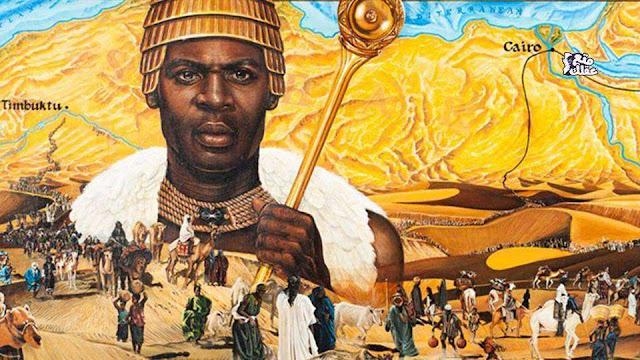 """تعرف على """" مانسا موسى"""" أغنى رجل فى التاريخ"""