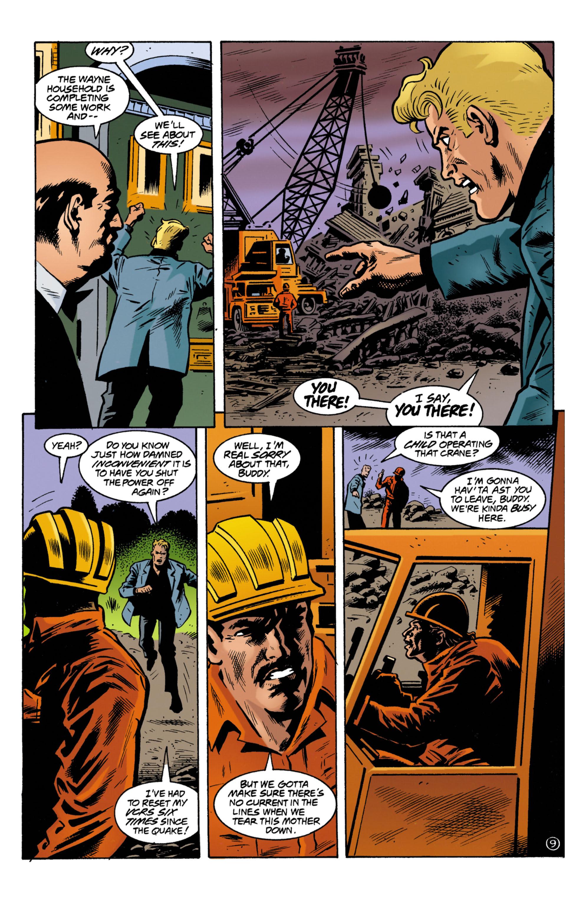 Detective Comics (1937) 724 Page 9