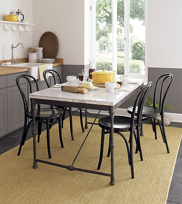 20 Cool Kitchen Table And Chair Sets For Your Modern Home  : sweet2Bkitchen2Btables2Band2Bchairs18 from decorateinteriorhome.blogspot.com size 600 x 674 jpeg 124kB