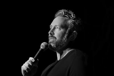 Comedian Chad Daniels