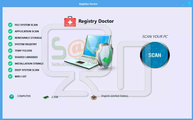Registry Doctor (Falso optimizador)