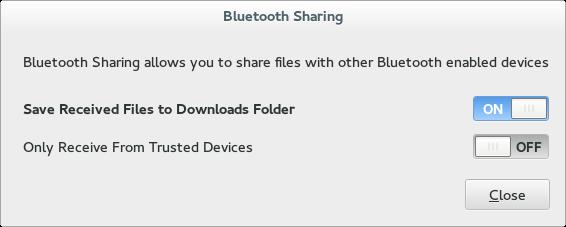 bɑs ˈtjɛ̃ no ˈse ʁɑ/ (hadess) | News: Bluetooth file sharing