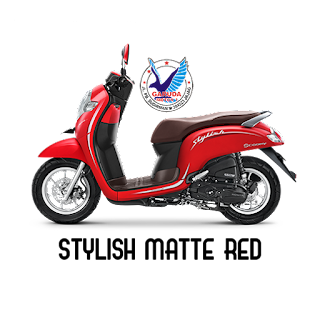 Warna Scoopy Terbaru 2019