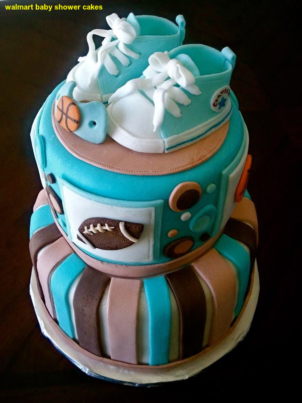 Tips Walmart Baby Shower Cakes Ideas 2015