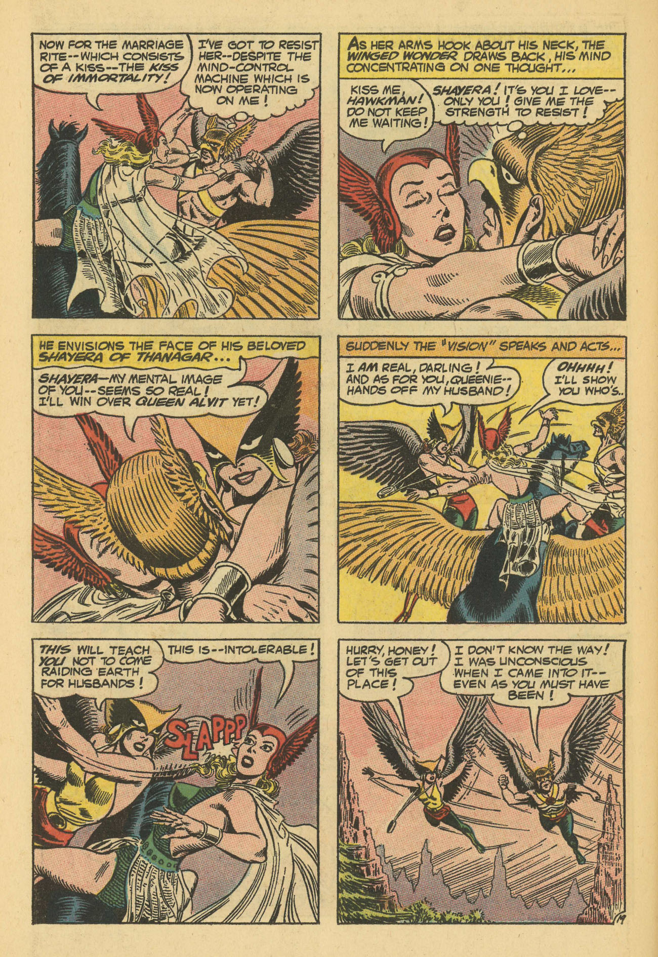 Hawkman (1964) issue 13 - Page 26