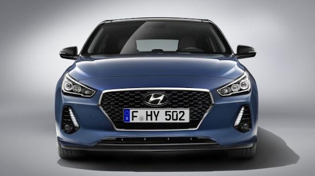 2018 Hyundai i30 Front