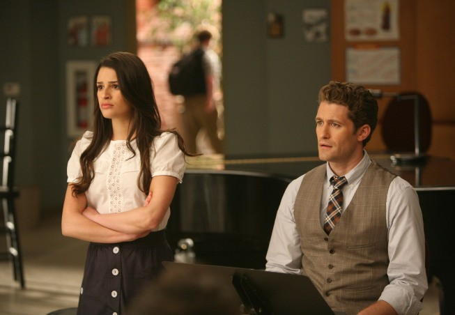 Glee - Season 1 Episode 20: Theatricality