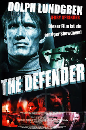 Poster Of The Defender 2004 In Hindi Bluray 720P Free Download