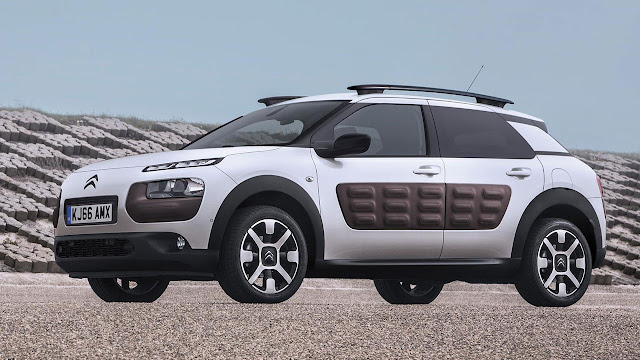 Citroën C4 Cactus now available with 6-speed Auto 'Box