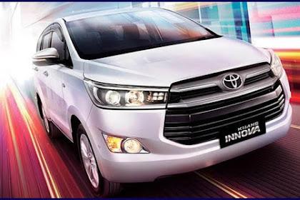 Harga Mobil Innova di Jakarta dan Spesifikasi Terbarunya