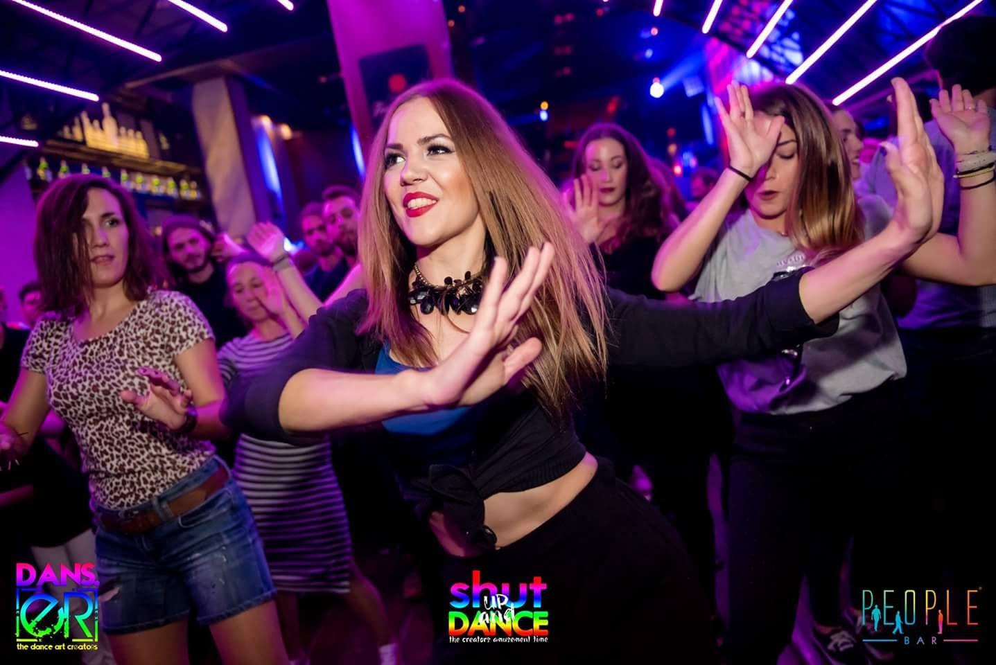 Τι είδαμε Πέμπτη βράδυ 16/11 στο Shut up and Dance στο People (ΦΩΤΟ)