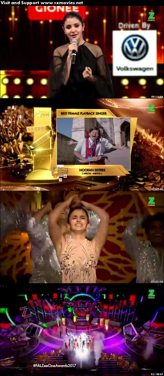 Zee Cine Awards 2017 Main Event 480p HDRip