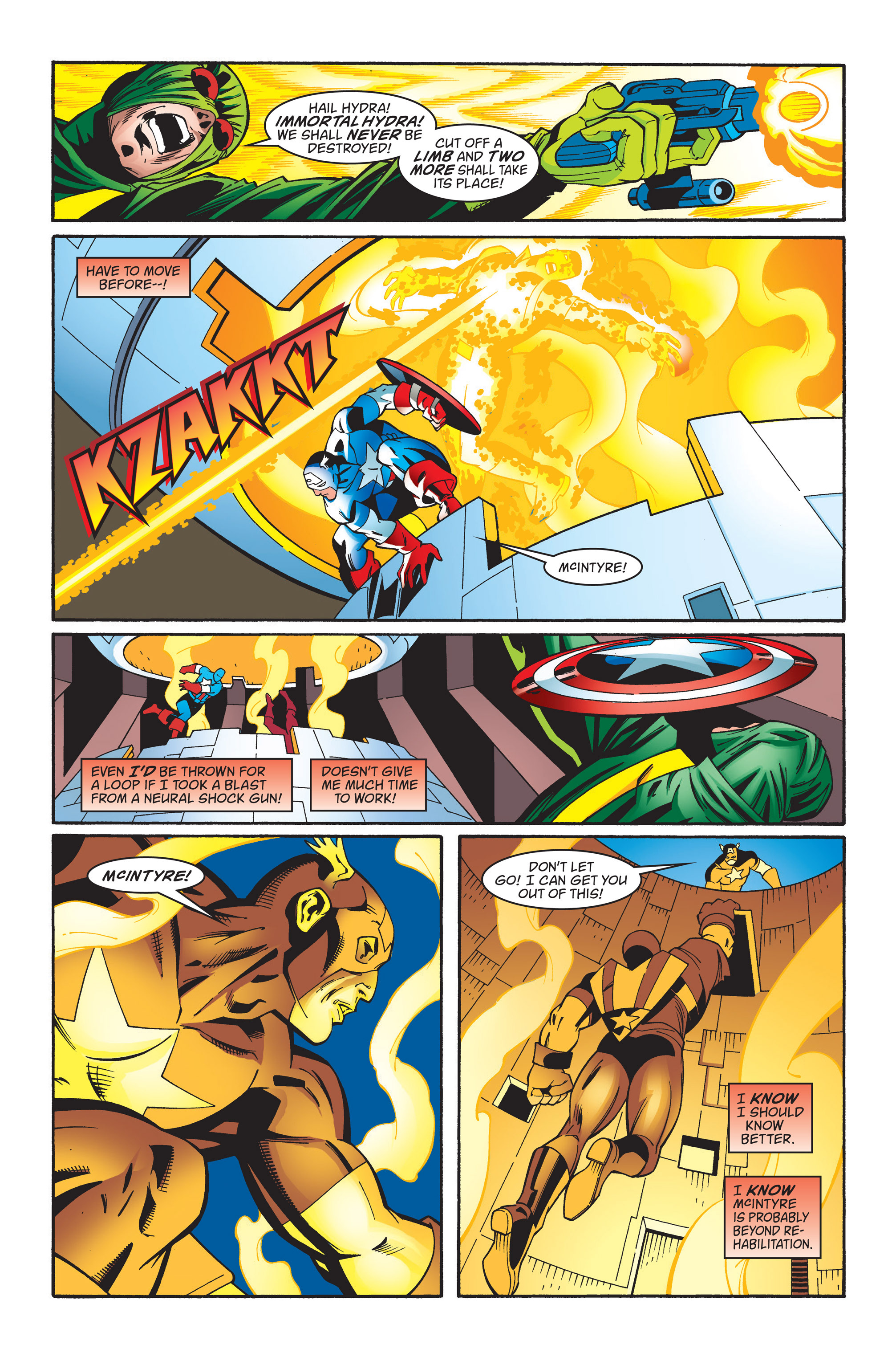 Captain America (1998) Issue #37 #44 - English 20