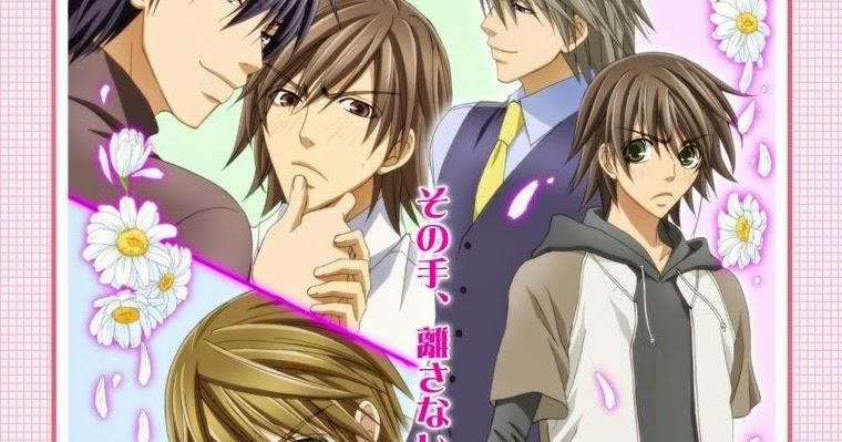 Tachibana world: Download Junjou Romantica Season 1 Sub Indo