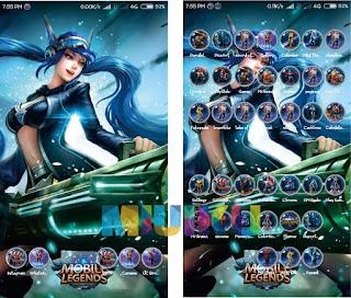 tema xiaomi mobile legend mtz v1