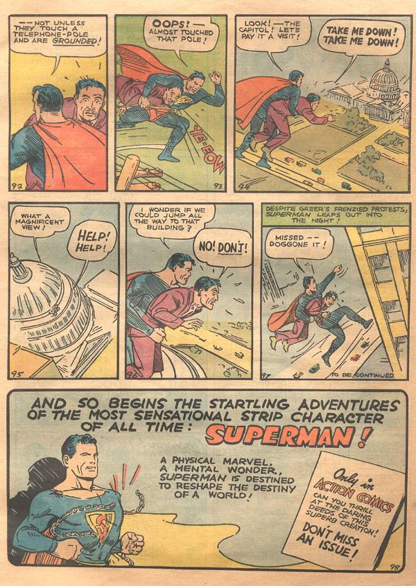 Action Comics (1938) 1 Page 14