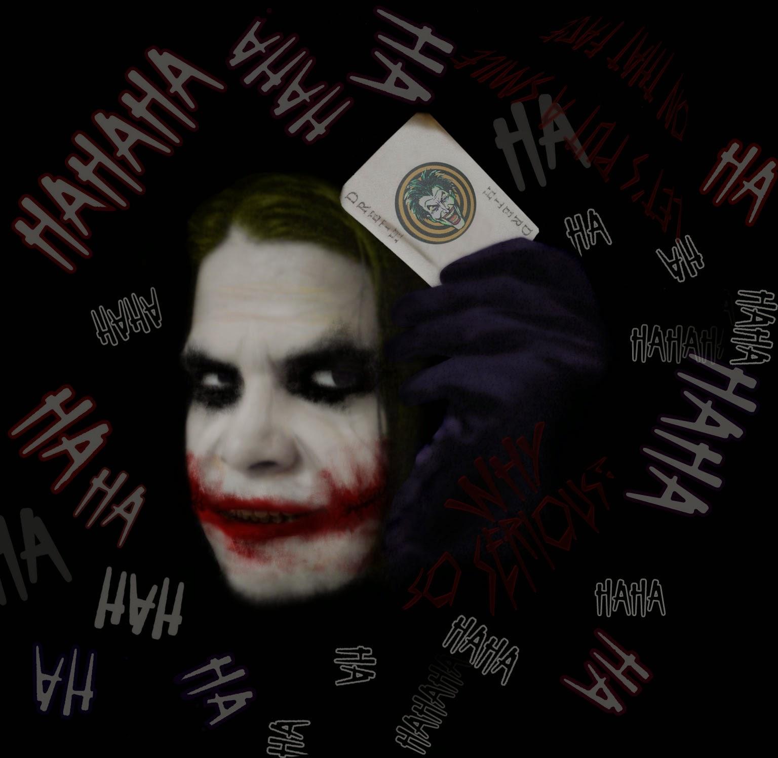 Halloween Joker Card.Dreth Net The Joker