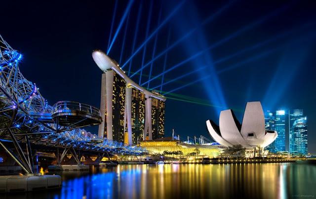 Singapura, Surga Bagi Pengembang Blockchain