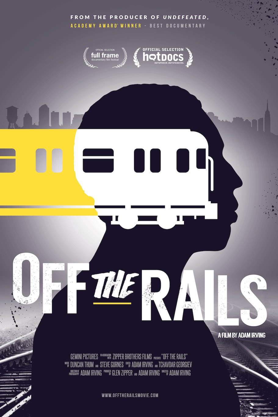 Off the Rails (2016)