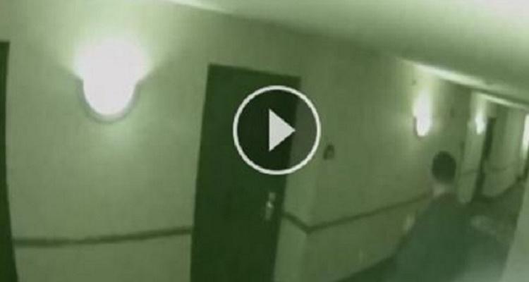 وأخيرا... تسريب كاميرا المراقبة حقيقة ما وقع في الفندق بين سعد لمجرد و الفتاة