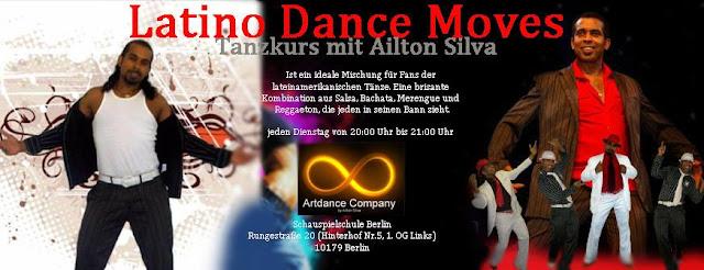 Bachata und Salsa in Berlin