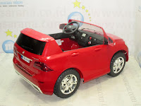 DoesToys DT7012 Mercedes Benz M-Klase W166 Rechargeable-battery Operated Toy Car Under Licenced