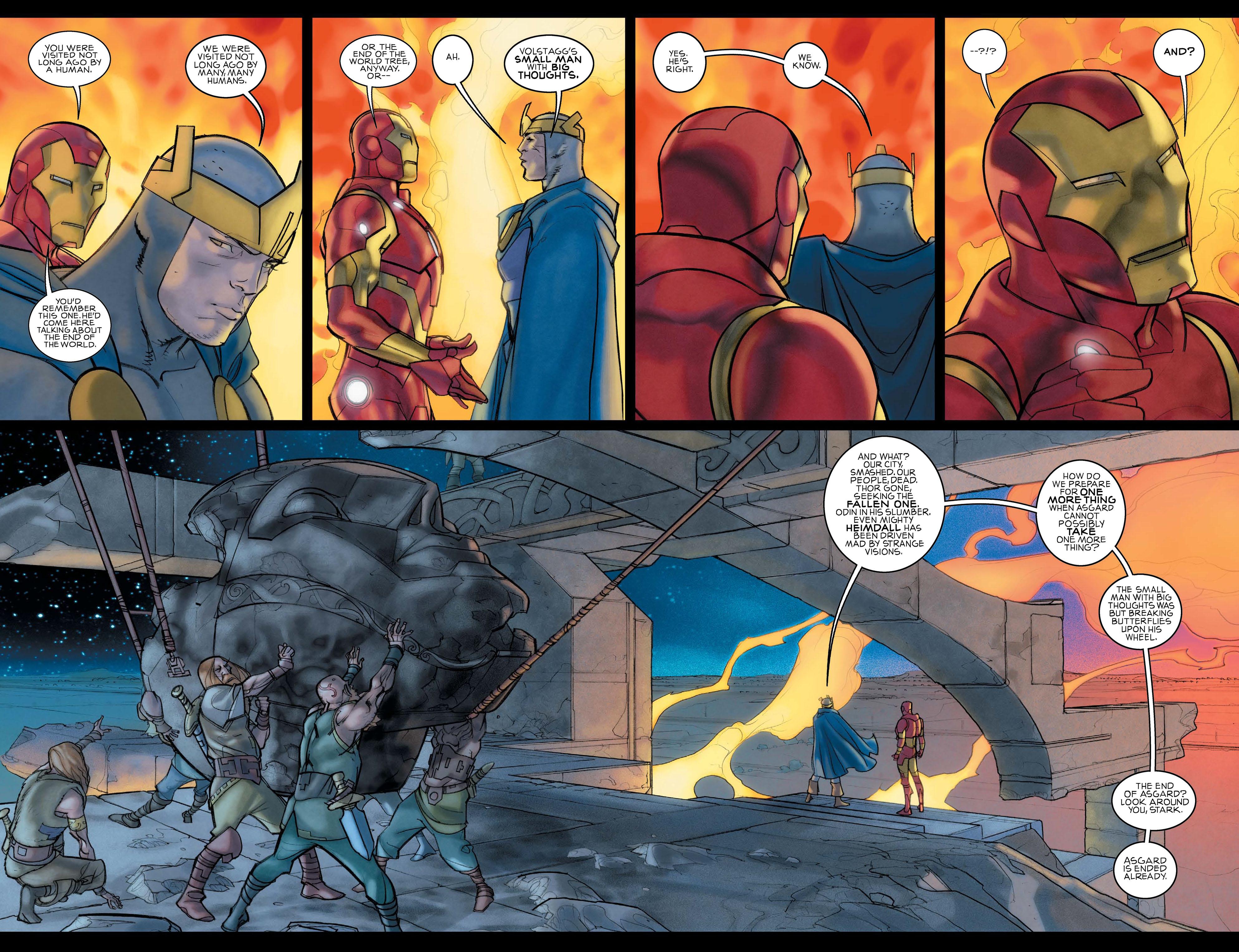 Thor (2007) Issue #617 #30 - English 8