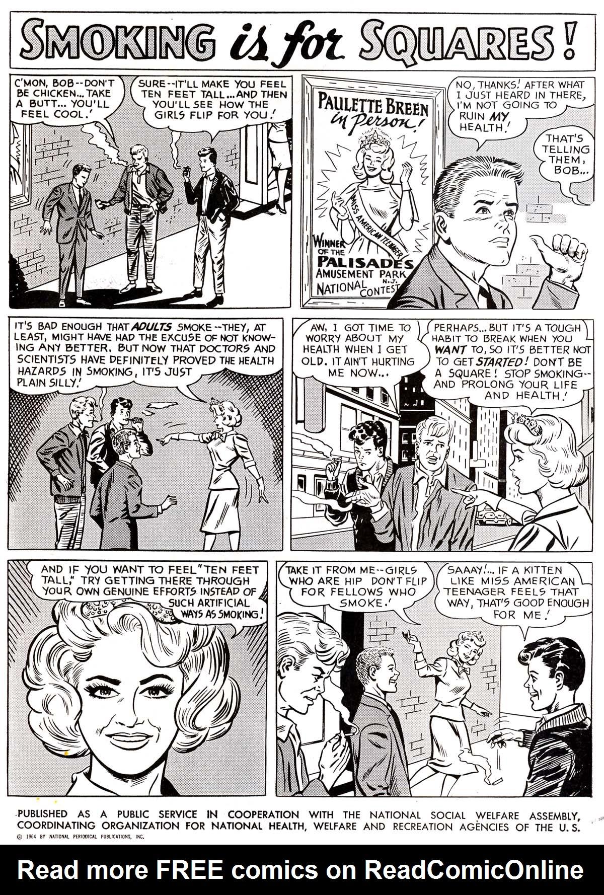 Strange Adventures (1950) issue 169 - Page 2